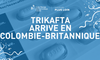 Trikafta arrive en Colombie-Britannique
